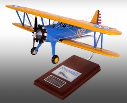 Stearman PT-17 (N2S): Aviation Models