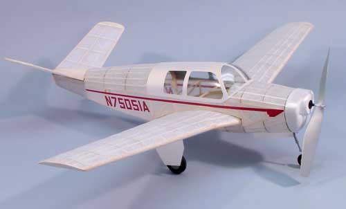 Beechcraft Bonanza V35 Balsa Kit