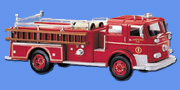 Diecast Fire Engines