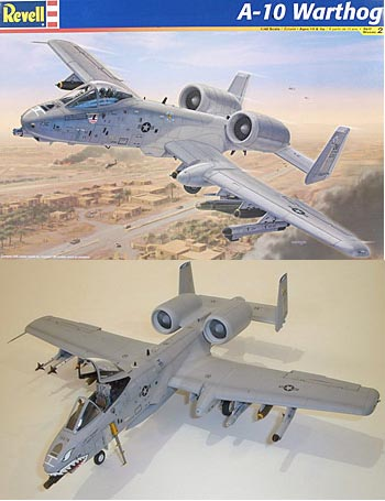 Aviation Models: Fairchild Republic A-10 Warthog
